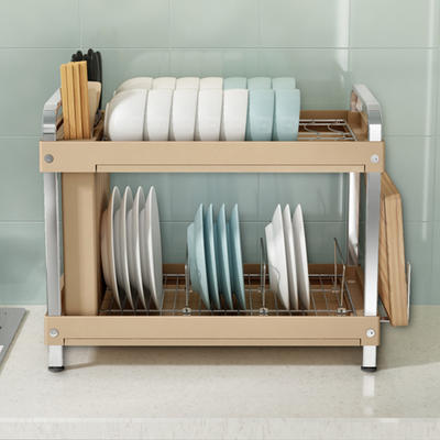 Dishes Draining Rack